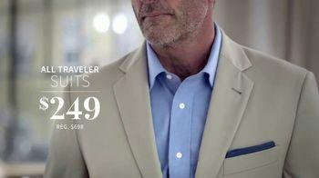 JoS. A. Bank TV Spot, 'Shoes and Traveler Suits' - Thumbnail 6