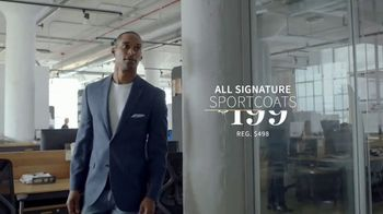 JoS. A. Bank TV Spot, 'Shoes and Traveler Suits' - Thumbnail 7