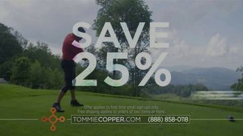 Tommie Copper TV Spot, 'Experience the Difference' Featuring Boomer Esiason - Thumbnail 9
