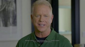 Tommie Copper TV Spot, 'Experience the Difference' Featuring Boomer Esiason - Thumbnail 4