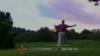 Tommie Copper TV Spot, 'Experience the Difference' Featuring Boomer Esiason - Thumbnail 6