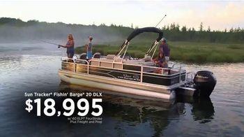 Bass Pro Shops Gone Fishing Event TV Spot, 'Take Someone Fishing: Barge' - Thumbnail 9