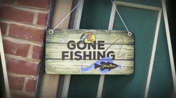 Bass Pro Shops Gone Fishing Event TV Spot, 'Take Someone Fishing: Barge' - Thumbnail 3
