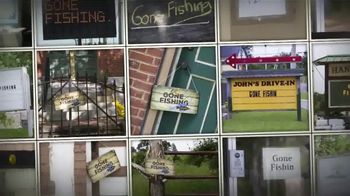 Bass Pro Shops Gone Fishing Event TV Spot, 'Take Someone Fishing: Barge' - Thumbnail 4