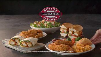 Boston Market Oven Crisp Chicken Strips TV Spot, 'Crujiente' [Spanish] - Thumbnail 8