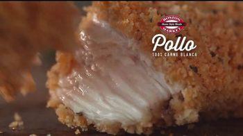 Boston Market Oven Crisp Chicken Strips TV Spot, 'Crujiente' [Spanish] - Thumbnail 3