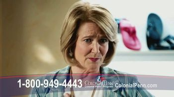 Colonial Penn Life Insurance TV Spot, 'A Perfect Fit' Featuring Alex Trebek - Thumbnail 3