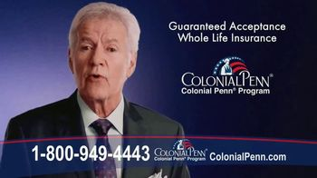 Colonial Penn Life Insurance TV Spot, 'A Perfect Fit' Featuring Alex Trebek - Thumbnail 5