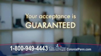 Colonial Penn Life Insurance TV Spot, 'A Perfect Fit' Featuring Alex Trebek - Thumbnail 6