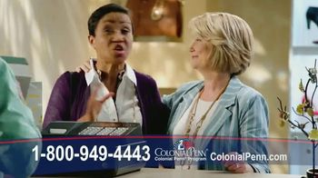 Colonial Penn Life Insurance TV Spot, 'A Perfect Fit' Featuring Alex Trebek - Thumbnail 8
