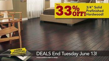 Lumber Liquidators Dream Home Coupon TV Spot, 'Wood-Look Flooring and More' - Thumbnail 6