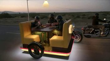 Denny's on Demand TV Spot, 'Shakes Riding Shotgun? Oh Yeah!' - Thumbnail 5