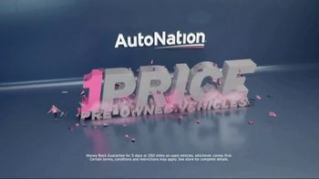 AutoNation TV Spot, 'Numbers to Count On: Pre-Owned Vehicles' - Thumbnail 2