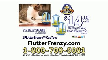 Flutter Frenzy TV Spot, 'Simulated Bird Toy' - Thumbnail 8