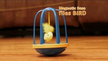 Flutter Frenzy TV Spot, 'Simulated Bird Toy' - Thumbnail 2