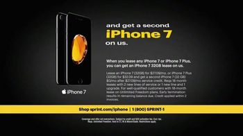 Sprint Unlimited TV Spot, 'The Only Thing Better Than iPhone 7' - Thumbnail 7