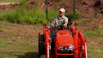 Kubota Orange Opportunity Sales Event TV Spot, 'L2501 Tractors' - Thumbnail 3