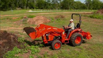 Kubota Orange Opportunity Sales Event TV Spot, 'L2501 Tractors'