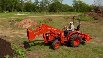 Kubota Orange Opportunity Sales Event TV Spot, 'L2501 Tractors' - Thumbnail 6
