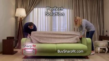 Sharp Fit TV Spot, 'Worn, Torn and Out of Style' - Thumbnail 3