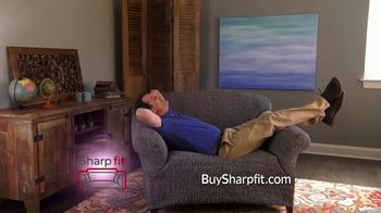 Sharp Fit TV Spot, 'Worn, Torn and Out of Style' - Thumbnail 4