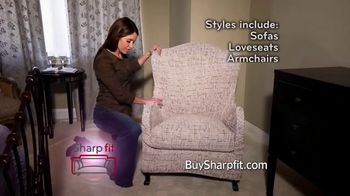 Sharp Fit TV Spot, 'Worn, Torn and Out of Style' - Thumbnail 6