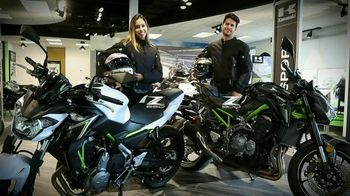 Kawasaki Z Motorcycles TV Spot, 'Let the Good Times Roll' - Thumbnail 8