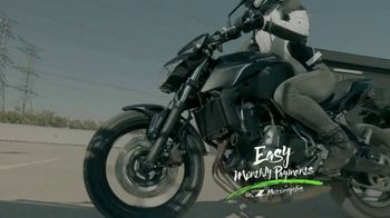 Kawasaki Z Motorcycles TV Spot, 'Let the Good Times Roll' - Thumbnail 3