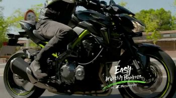 Kawasaki Z Motorcycles TV Spot, 'Let the Good Times Roll' - Thumbnail 4