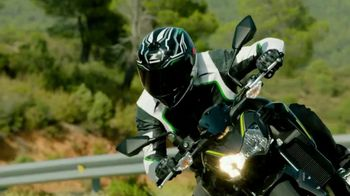 Kawasaki Z Motorcycles TV Spot, \'Let the Good Times Roll\'