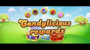 Candy Crush Saga TV Spot, 'Special Event: Candylicious Rewards' - Thumbnail 5