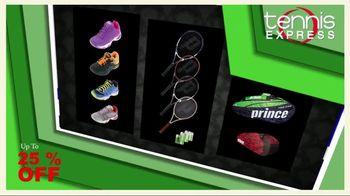 Tennis Express TV Spot, 'Prince Gear Is Going Away: Free Shipping' - Thumbnail 3