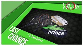 Tennis Express TV Spot, 'Prince Gear Is Going Away: Free Shipping' - Thumbnail 4