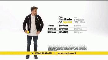 Sprint Unlimited TV Spot, 'Cámbiate a Sprint' con Prince Royce [Spanish] - Thumbnail 5