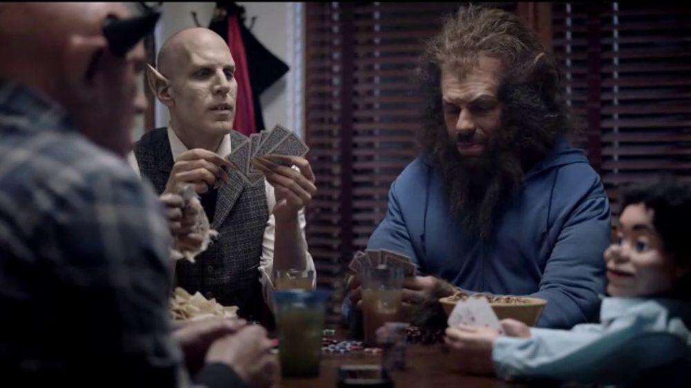 Spectrum TV Commercial, 'Monsters: Poker Night' - Video