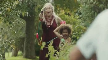 Citi AAdvantage Platinum Select TV Spot, 'Grandma's Reunion Rematch'