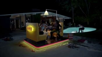 Denny's on Demand TV Spot, 'Pancakes at the Neighbors Pool? YEP' - Thumbnail 4