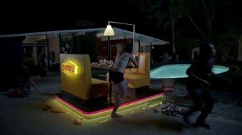 Denny's on Demand TV Spot, 'Pancakes at the Neighbors Pool? YEP' - Thumbnail 5