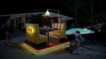 Denny's on Demand TV Spot, 'Pancakes at the Neighbors Pool? YEP' - Thumbnail 6