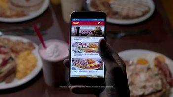 Denny's on Demand TV Spot, 'Pancakes at the Neighbors Pool? YEP' - Thumbnail 7