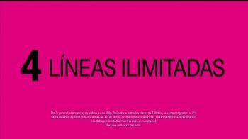 T-Mobile TV Spot, 'Basta a los impuestos y cargos extras' [Spanish] - Thumbnail 6