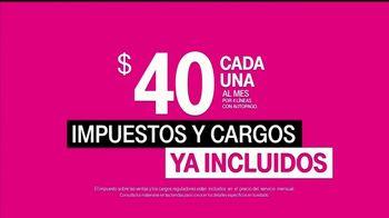 T-Mobile TV Spot, 'Basta a los impuestos y cargos extras' [Spanish] - Thumbnail 8