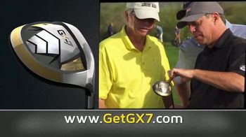GX-7 X-Metal TV Spot, \'Ditch Your Old Driver\' Featuring Dennis Paulson