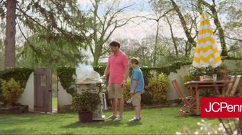 JCPenney Love Dad Sale TV Spot, 'Polos, Watches and Shorts' - Thumbnail 1