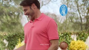 JCPenney Love Dad Sale TV Spot, 'Polos, Watches and Shorts' - Thumbnail 2
