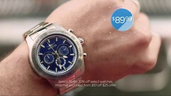 JCPenney Love Dad Sale TV Spot, 'Polos, Watches and Shorts' - Thumbnail 3