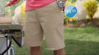 JCPenney Love Dad Sale TV Spot, 'Polos, Watches and Shorts' - Thumbnail 4