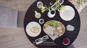 Dania Furniture Summer Clearance Sale TV Spot, 'Furniture and Accessories' - Thumbnail 9