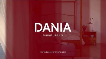 Dania Furniture Summer Clearance Sale TV Spot, 'Furniture and Accessories' - Thumbnail 1