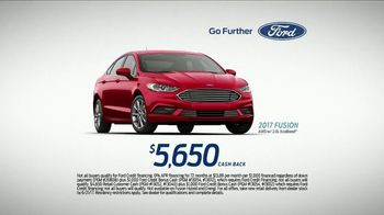 2017 Ford Fusion TV Spot, 'First-Time Drivers' - Thumbnail 7
